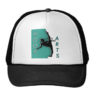 Hula Hoop Arts Trucker Hat