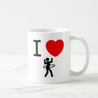 Hula Hoop Coffee Mug