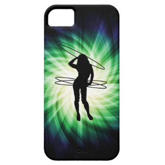 Hula Hoop Girl; Cool iPhone SE/5/5s Case