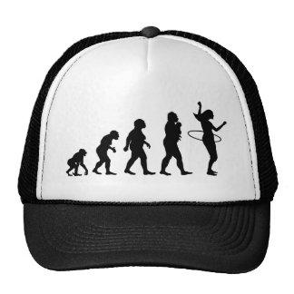 Hula Hoop Trucker Hats