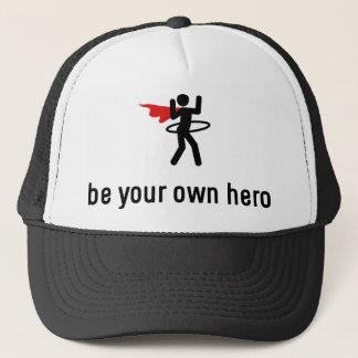 Hula Hoop Hero Trucker Hat