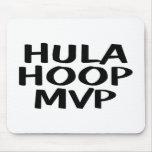 Hula Hoop MVP Mousepad