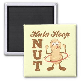 Hula Hoop Nut Magnet