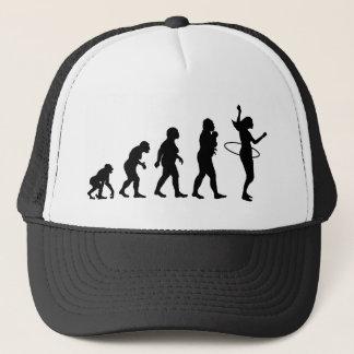 Hula Hoop Trucker Hat