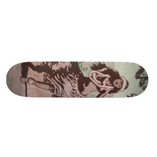 Hula Hula Girl Skate Boards