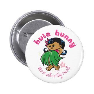Hula Hunny Button