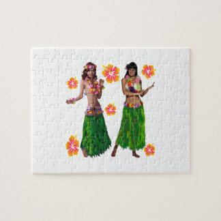 hula kaiko jigsaw puzzle