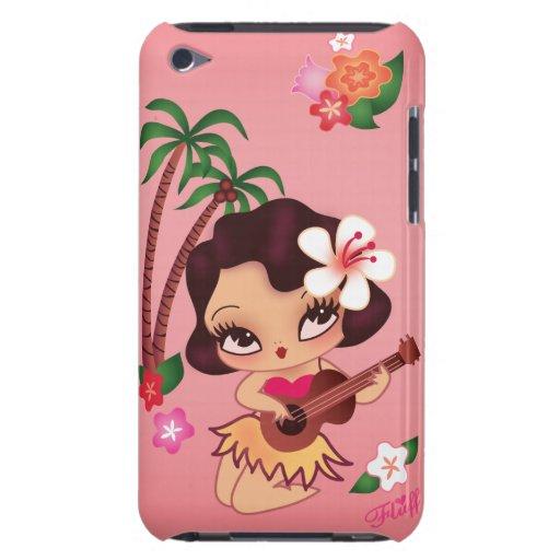 Hula Lulu Case Mate iPod Case-Mate Cases