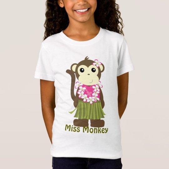Hula Monkey T-Shirt