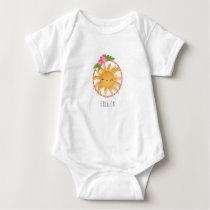"""Hula On!"" Maui , Hawaii Sun Baby Bodysuit"