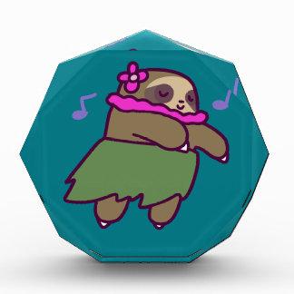 Hula Sloth Award