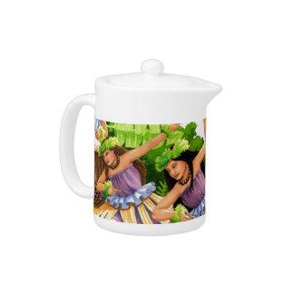 Hula Teapot