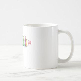 HulaGirl copy Coffee Mugs