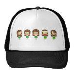 HulaGirls2 Trucker Hat