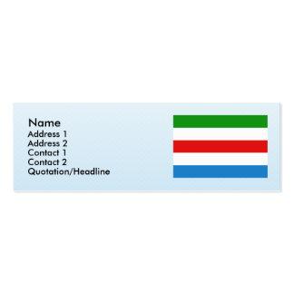 Huldenberg, Belgium Business Cards