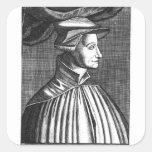 Huldrych Zwingli Square Sticker