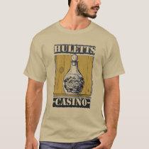 Huletts Casino - Do NOT Drink the Snake Juice! T-Shirt