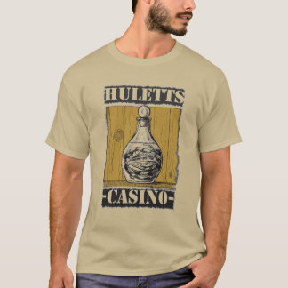 Huletts Casino - Do NOT Drink the Snake Juice! T-Shirt