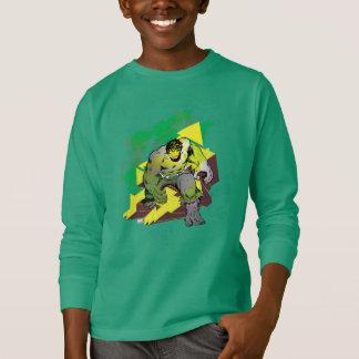 Hulk Abstract Graphic T-Shirt