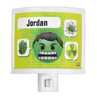 Hulk Emoji Night Light