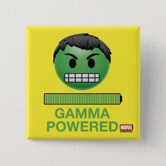 Hulk Gamma Powered Emoji Button
