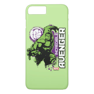 Hulk Incredible Avenger iPhone 7 Plus Case