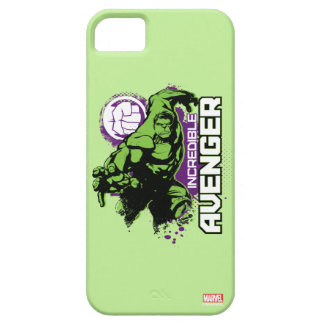 Hulk Incredible Avenger iPhone SE/5/5s Case