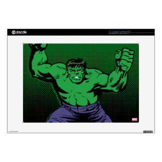 Hulk Retro Arms Decals For Laptops