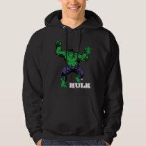Hulk Retro Arms Hoodie
