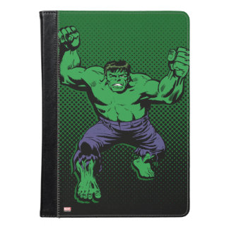 Hulk Retro Arms iPad Air Case
