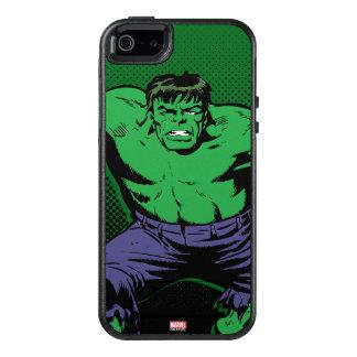 Hulk Retro Arms OtterBox iPhone 5/5s/SE Case
