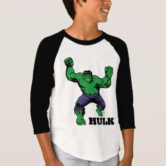 Hulk Retro Arms T-Shirt