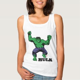 Hulk Retro Arms Tank Top