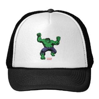 Hulk Retro Arms Trucker Hat
