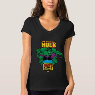 Hulk Retro Comic Character T-Shirt