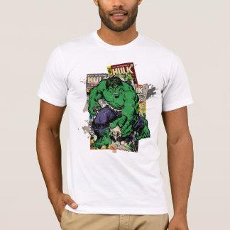 Hulk Retro Comic Graphic T-Shirt