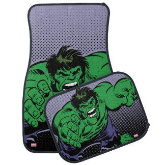 Hulk Retro Dive Car Floor Mat