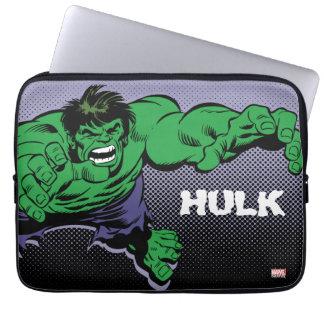 Hulk Retro Dive Laptop Sleeve