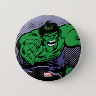 Hulk Retro Dive Pinback Button