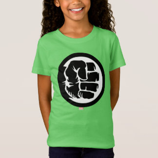 Hulk Retro Fist Icon T-Shirt