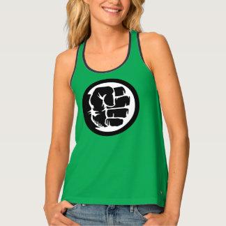 Hulk Retro Fist Icon Tank Top