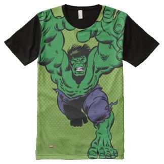 Hulk Retro Grab All-Over Print Shirt