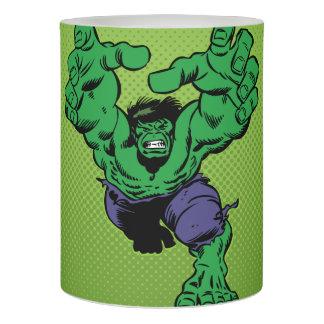 Hulk Retro Grab Flameless Candle