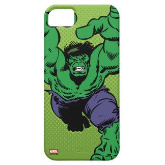 Hulk Retro Grab iPhone SE/5/5s Case