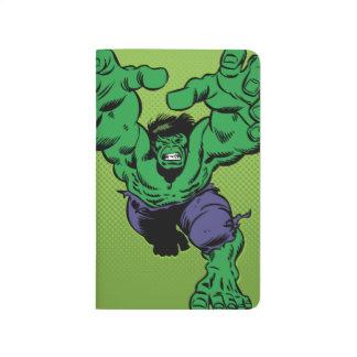 Hulk Retro Grab Journal