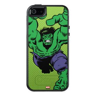 Hulk Retro Grab OtterBox iPhone 5/5s/SE Case