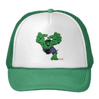 Hulk Retro Grab Trucker Hat