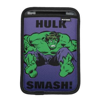 Hulk Retro Jump iPad Mini Sleeve