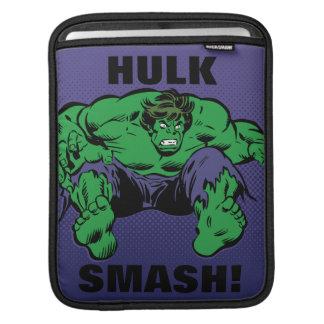 Hulk Retro Jump Sleeve For iPads