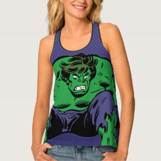 Hulk Retro Jump Tank Top